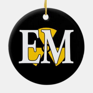 EMの原子力のオーナメント セラミックオーナメント