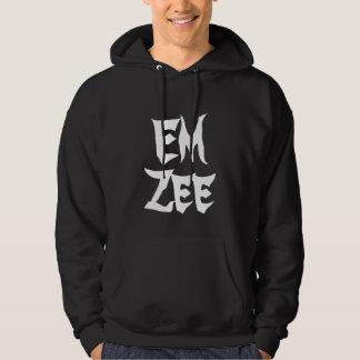 Em Zeeのフード付きスウェットシャツ パーカ