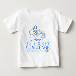 Embroitique ALSのアイスペールの挑戦2014年 ベビーTシャツ