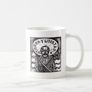 Emiliano Zapataのギア コーヒーマグカップ