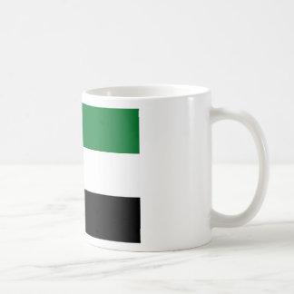 Emiradosarabesの旗 コーヒーマグカップ
