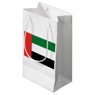 Emiradosarabesの旗 スモールペーパーバッグ