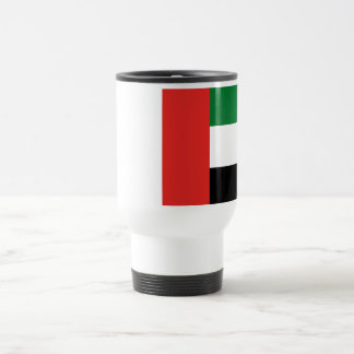 Emiradosarabesの旗 トラベルマグ