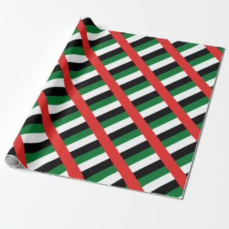 Emiradosarabesの旗 ラッピングペーパー