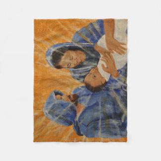 Emmanuel - Fleece Blanket フリースブランケット