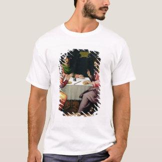 Emmaus、c.1520の夕食 Tシャツ
