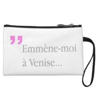 Emmene moiはVeniseの恋人のフランス人分Cを望みます クラッチ