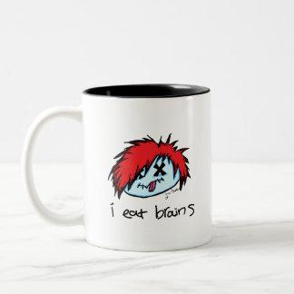 Emoのゾンビ ツートーンマグカップ