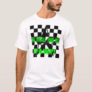 Emoの小さい男の子- RAWR! Tシャツ