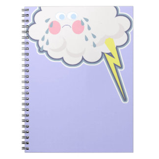 Emoの雲 ノートブック