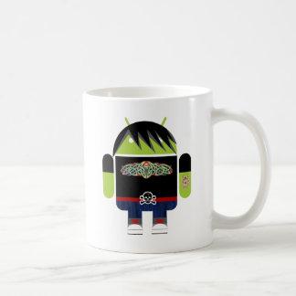 Emoアンディーアンドロイド コーヒーマグカップ