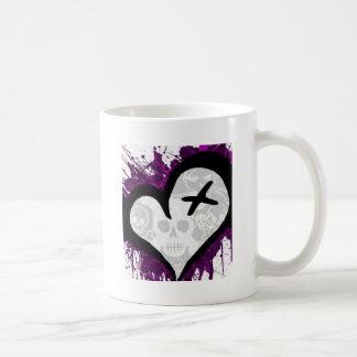 Emo Loveheart コーヒーマグカップ