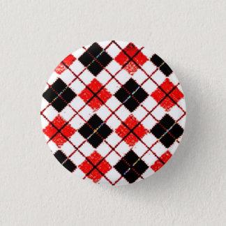 emoargyleボタン 3.2cm 丸型バッジ