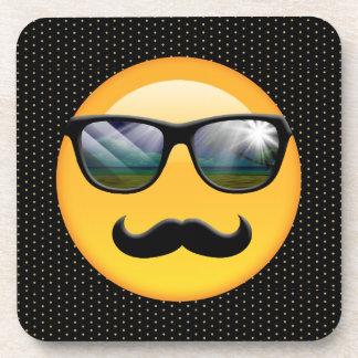 Emojiによってすごい影があるID230 コースター