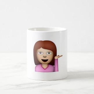 Emojiのマグ コーヒーマグカップ