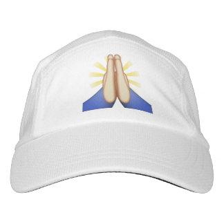 emojiの帽子を祈ること ヘッドスウェットハット