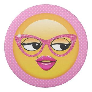Emojiの気のあるそぶりをしたな女の子ID227 消しゴム