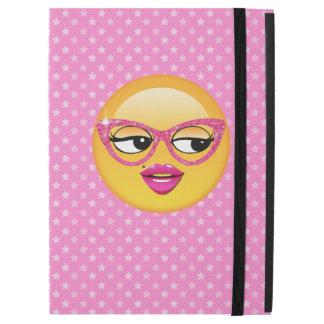 """Emojiの気のあるそぶりをしたな女の子ID227 iPad Pro 12.9"""" ケース"""