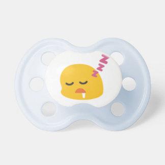 Emojiの睡眠の調停者 おしゃぶり