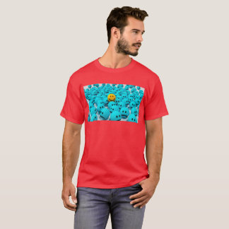 Emojiの魅力的なTシャツ Tシャツ