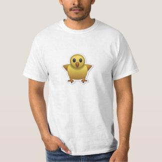 """Emojiの鶏""""にせ医者!"""" Tシャツ"""