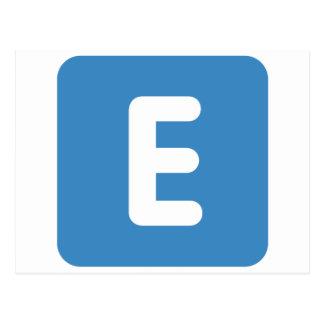 emojiのTwitter -手紙E ポストカード