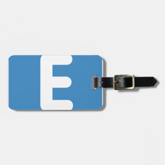 emojiのTwitter -手紙E ラゲッジタグ
