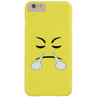 Emojiを蒸気を発すること Barely There iPhone 6 Plus ケース