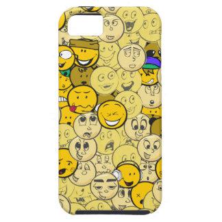 Emojiパターン iPhone SE/5/5s ケース