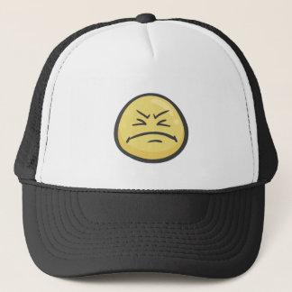 Emoji: むなしい顔 キャップ