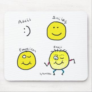 Emoji マウスパッド