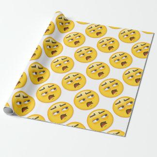 Emoji ラッピングペーパー