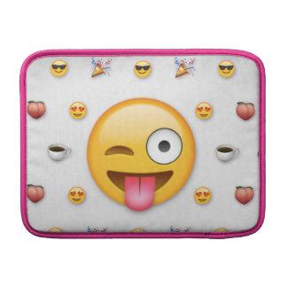 "Emoji ""13""インチのiMacの袖 MacBook スリーブ"