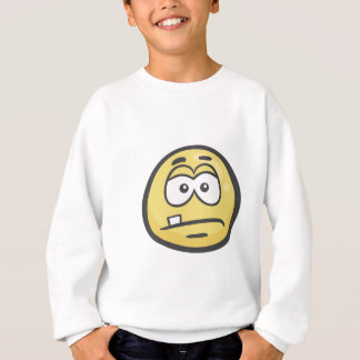 Emoji: Snaggleの歯 スウェットシャツ