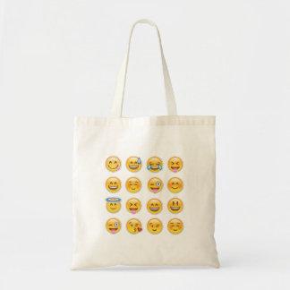 emojis トートバッグ