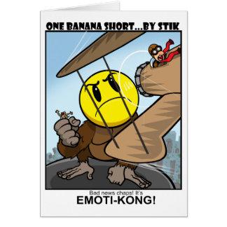 Emoti-Kong カード