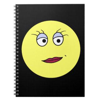 Emoticon夫人 ノートブック