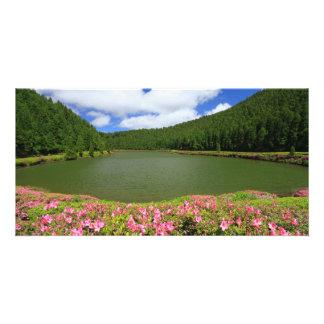 Empadadas湖-アゾレス カード