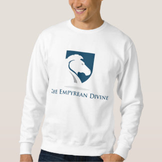 Empyrean -フード付きスウェットシャツの白を占います スウェットシャツ