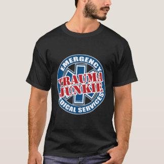 EMSの外傷の麻薬常習者 Tシャツ