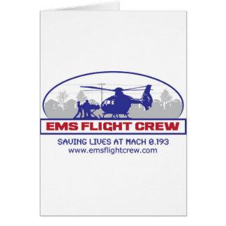 EMSの搭乗員Rotorwing カード