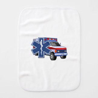 EMSの救急車 バープクロス