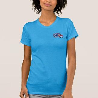 EMSの救急車 Tシャツ