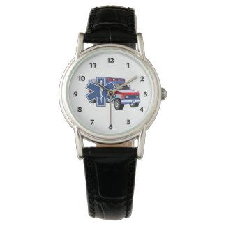 EMS Ambulance 腕時計