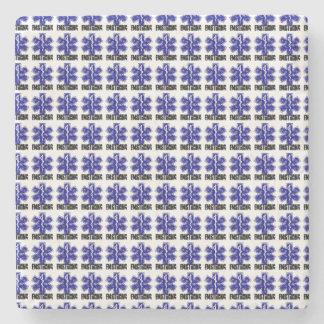 EMSTRONG (ただタイルを張られるロゴ) ストーンコースター