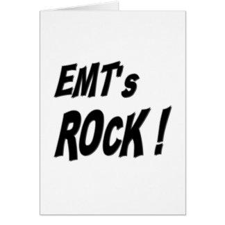 EMTの石! 挨拶状 カード