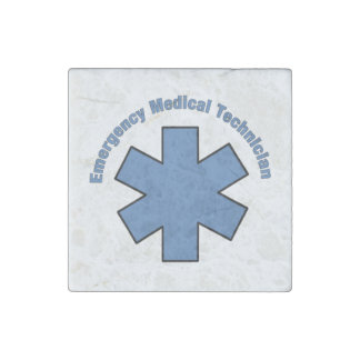 EMTの緊急の医学の技術者 ストーンマグネット