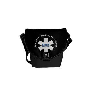 EMTの緊急事態 メッセンジャーバッグ