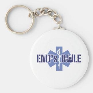 EMTの規則 キーホルダー