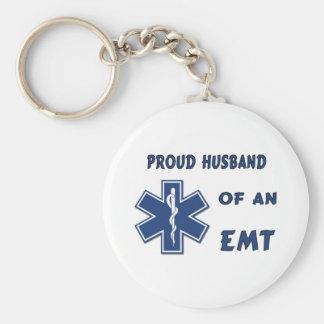 EMTの誇り高い夫 キーホルダー